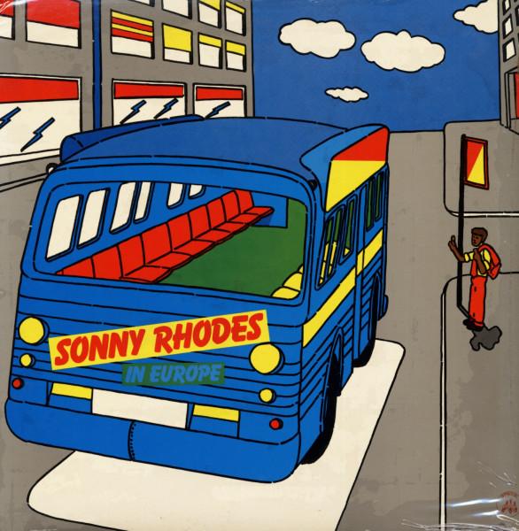 Rhodes, Sonny In Europe