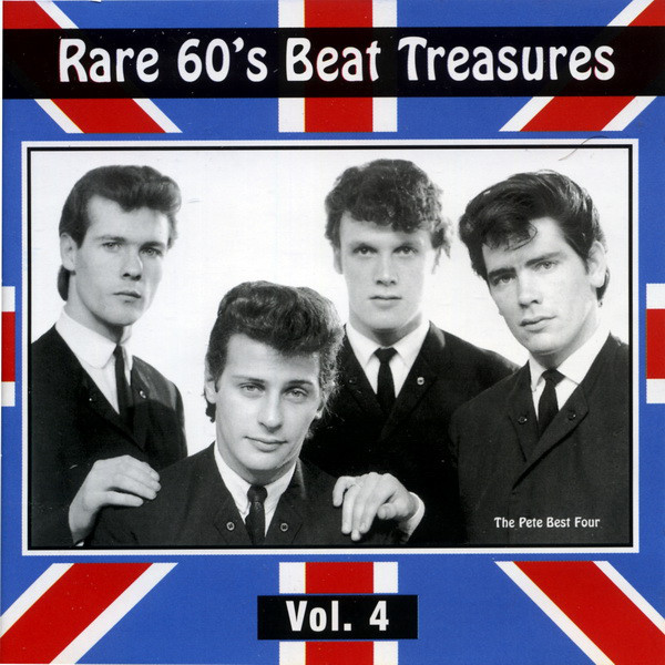 Rare 60s Beat Treasures, Vol.4 (CD)