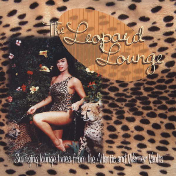 Va The Leopard Lounge (UK) Betty Page Cover 2-CD