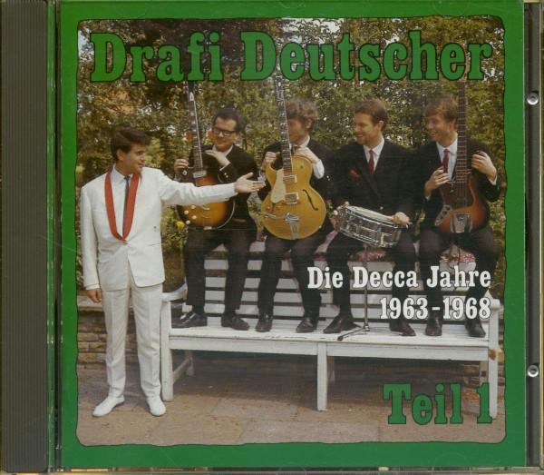 Die Decca Jahre, 1963-1968 (3-CD)