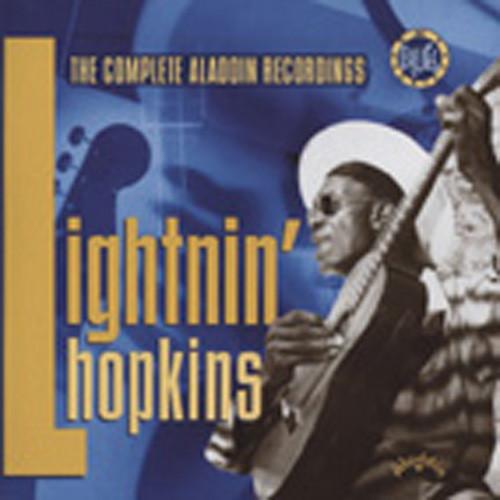 Hopkins, Lightnin' Complete Aladdin Recordings (2-CD)