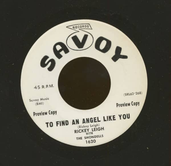 To Find An Angel Like You - Why Do Little Girls Hurt Little Boys (7inch, 45rpm)