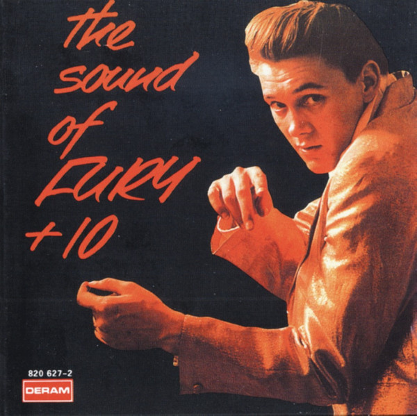 Fury, Billy The Sound Of Billy Fury + 10
