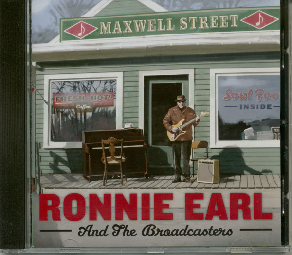 Maxwell Street (CD)