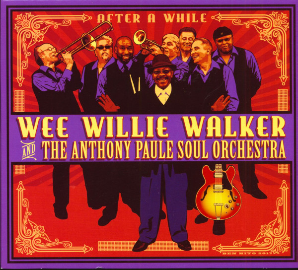 And The Anthony Paule Soul Orchestra - After A While (CD)