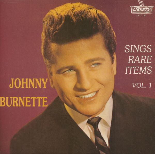 Johnny Burnette Sings Rare Items, Vol.1