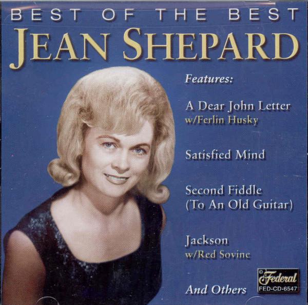 Shepard, Jean Best Of The Best
