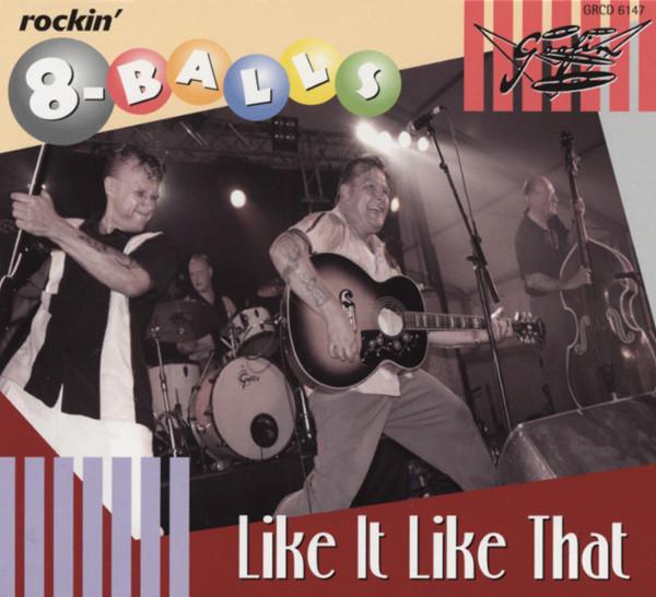 Rockin' 8-balls Like It Like That