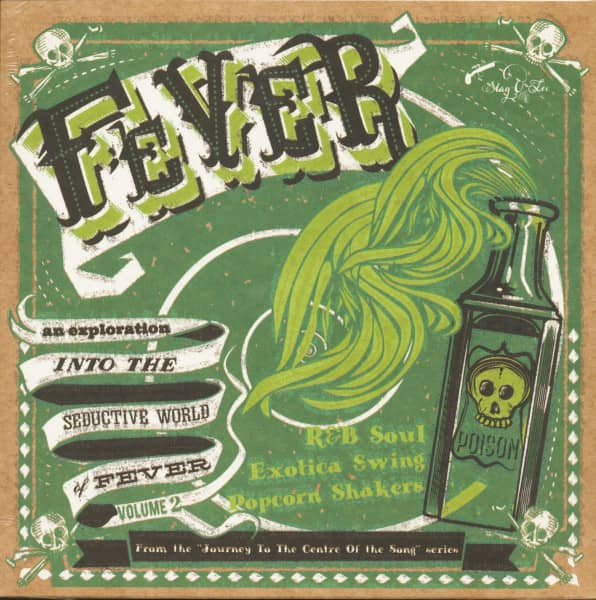 Fever - Journey To The Center Of A Song Vol.2 (LP, 10inch)