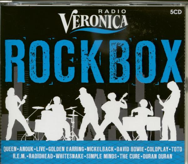 Va Radio Veronica Rockbox (5-CD)