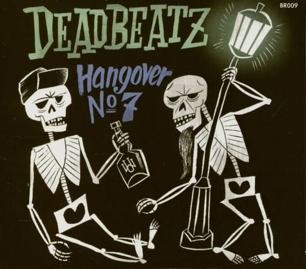 Hangover No.7 (CD)