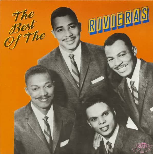 The Best Of The Rivieras (LP)