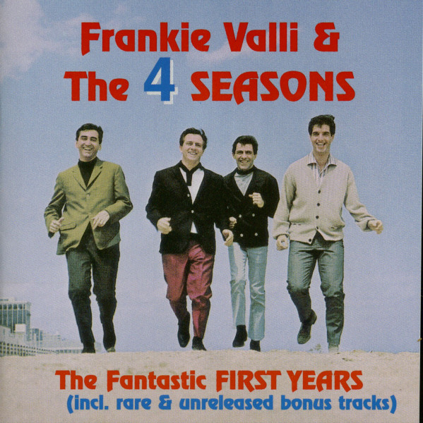 Frankie Valli & The 4 Seasons - The Fantastic First Years (CD)