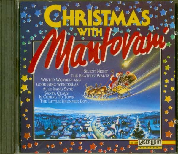 Christmas With Mantovani