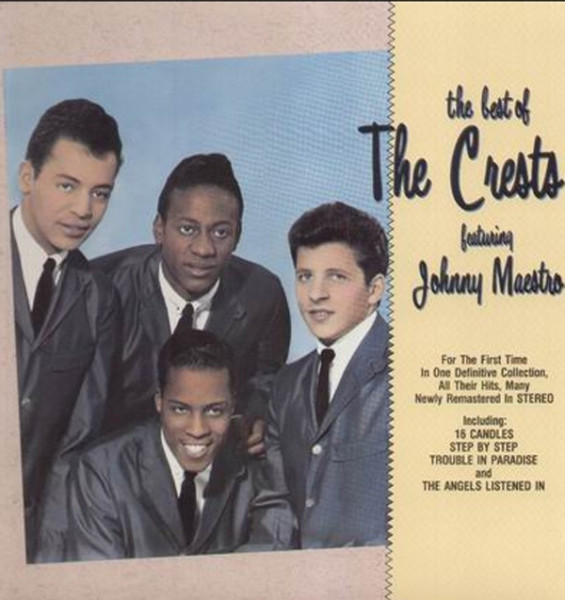 The Best Of The Crest featuring Johnny Maestro (LP)
