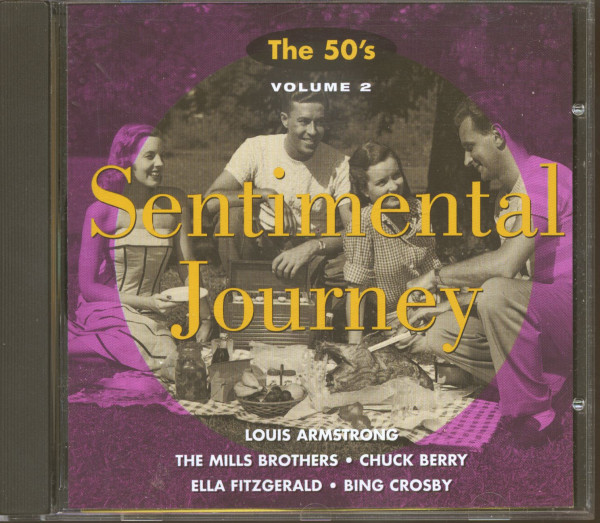 Sentimental Journey Vol.2 - The 50s (CD)