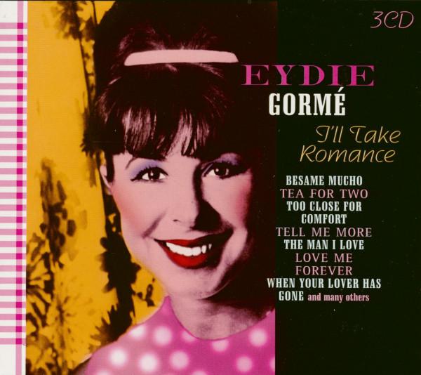 I'll Take Romance (3-CD)