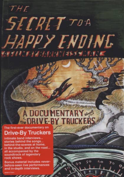 Drive By Truckers The Secret To A Happy Ending - Documentary