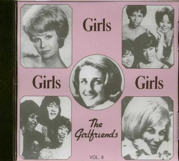 Girls, Girls, Girls Vol.8 (CD)