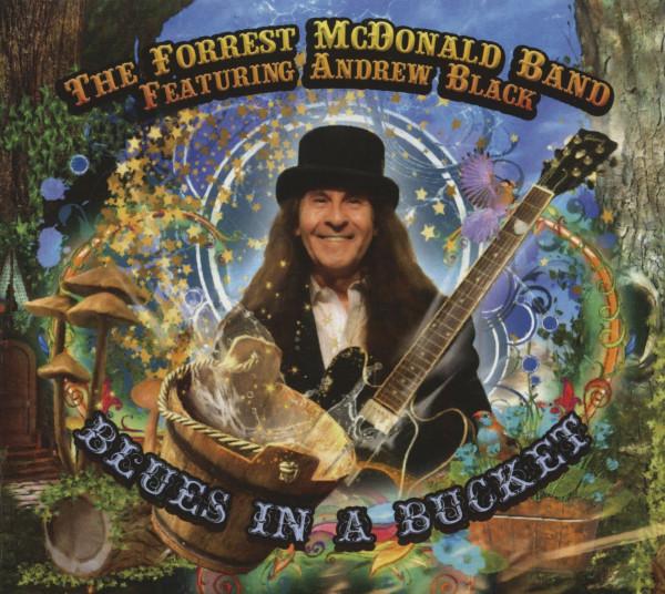 Blues In A Bucket (CD)