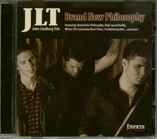 Brand New Philosophy (CD)