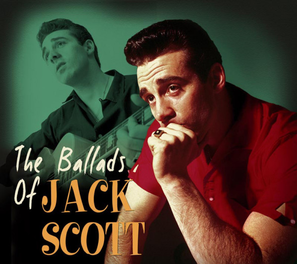 The Ballads of Jack Scott