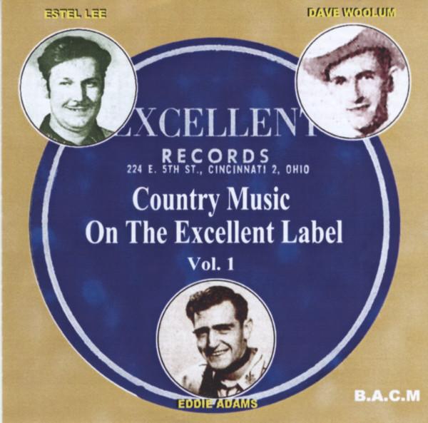 Excellent Label Vol.1 (CD)