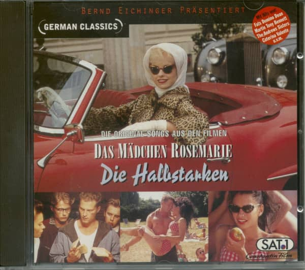 Das Mädchen Rosemarie & Die Halbstarken (CD)