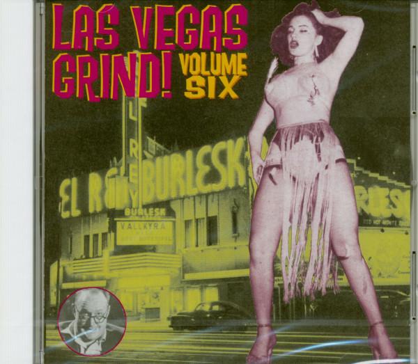 Las Vegas Grind Vol.6 (CD)