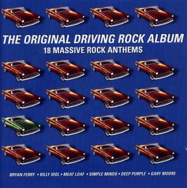 The Original Driving Rock Album (CD)