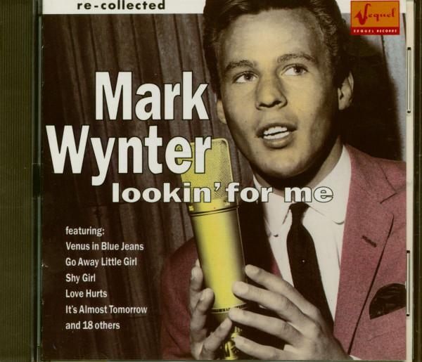 Lookin' For Me (CD)