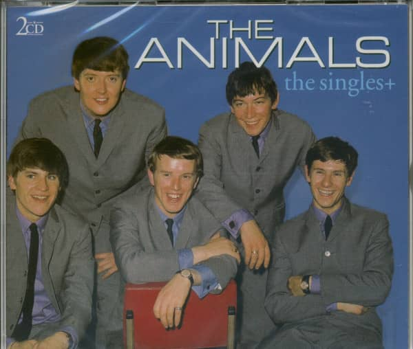 Animals The Singles ...plus (2-CD)