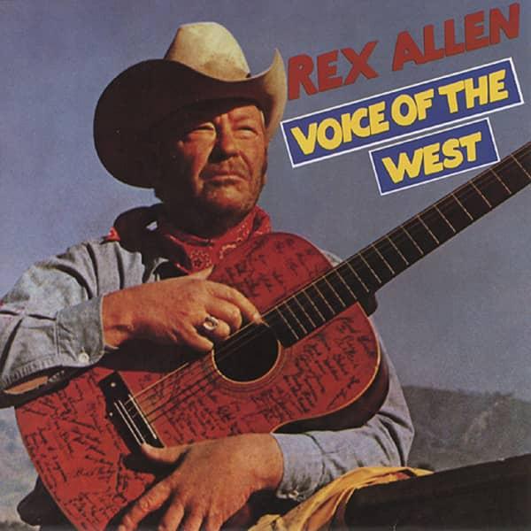 Allen, Rex Voice Of The West