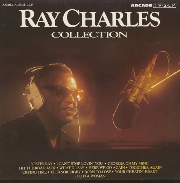 Ray Charles Collection (2-LP)