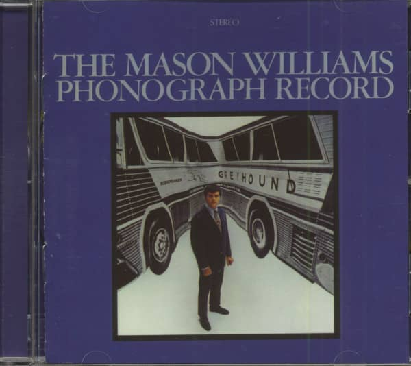 The Mason Williams Phonograph Record (CD)