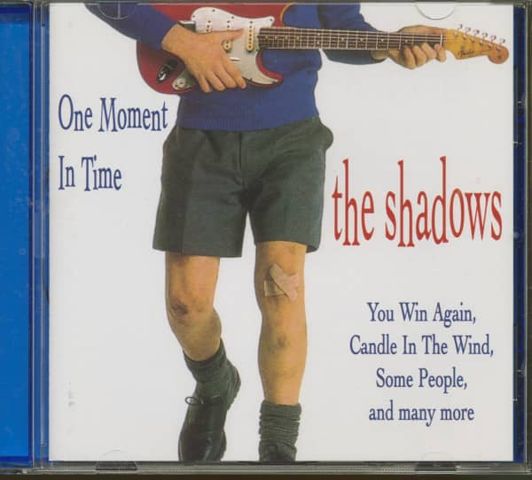 One Moment In Time (CD)