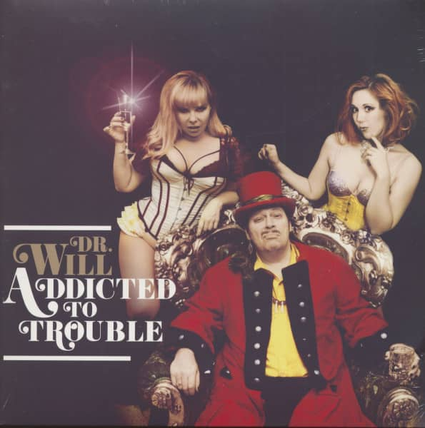 Addicted To Trouble (LP)