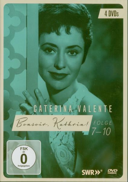 Bonsoir, Kathrin! 1962-64 - Folge 7-10 Sammelbox (4-DVD)