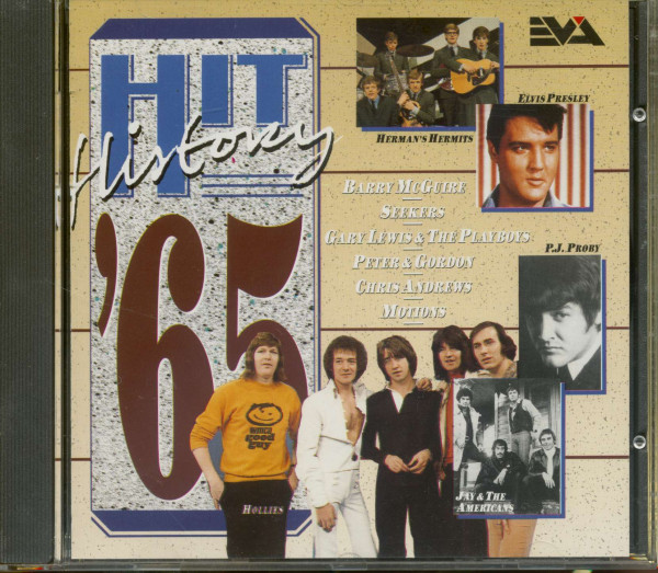 Hit History - 1965 (CD)