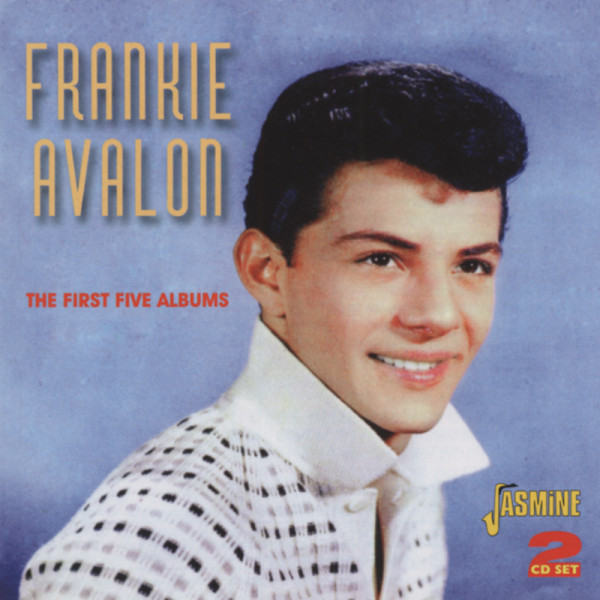 Avalon, Frankie The First Five Albums (2-CD)