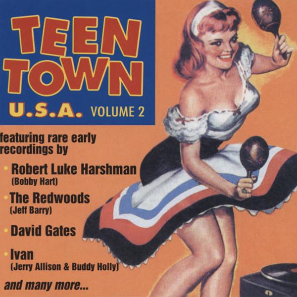 Vol.2, Teen Town USA