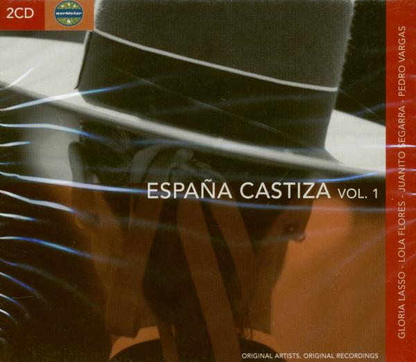 Espana Castiza Vol.1 (2-CD)