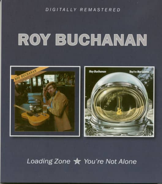 Loading Zone / You're Not Alone (2-CD)