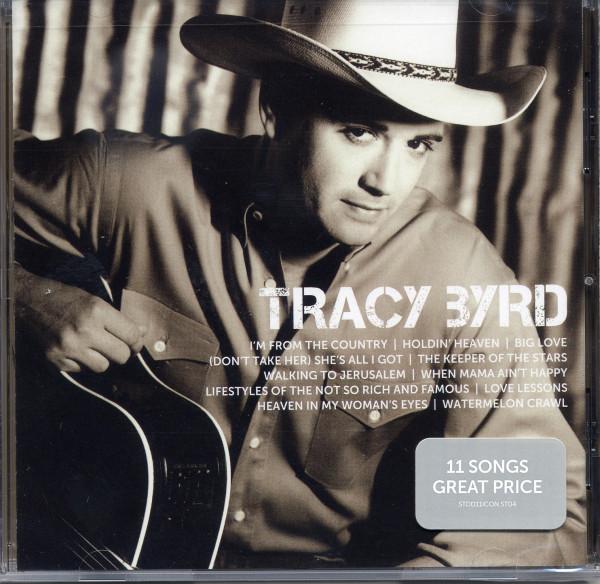 Byrd, Tracy Icon