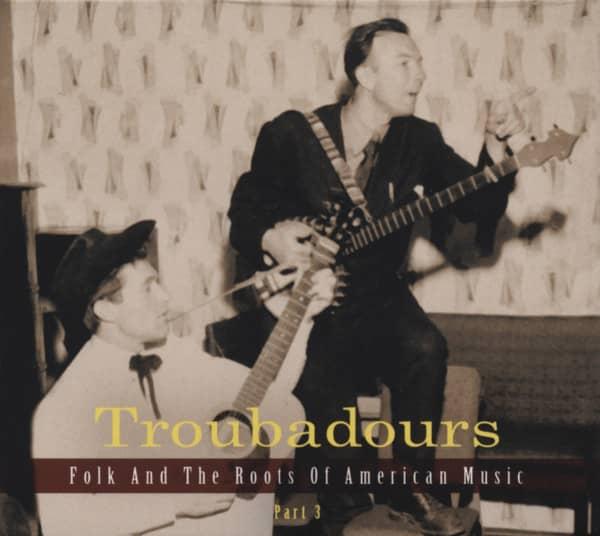 Teil 3, Folk und die Wurzeln amerikanischer Musik (3-CD)