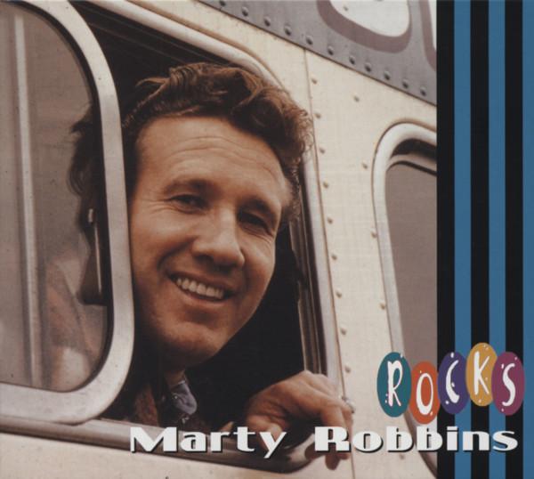 Marty Robbins - Rocks
