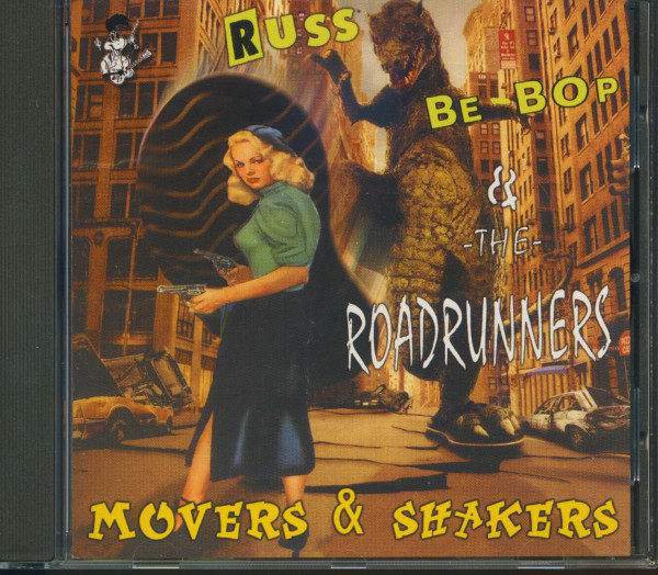 Movers & Shakers (CD)