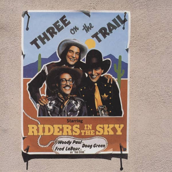 Riders In The Sky Three On The Trail (1991)