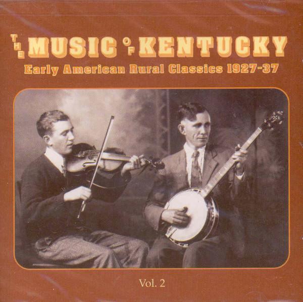 Vol.2, Music Of Kentucky