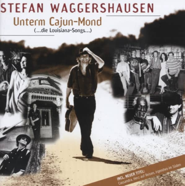 Waggershausen, Stefan Unterm Cajun Mond